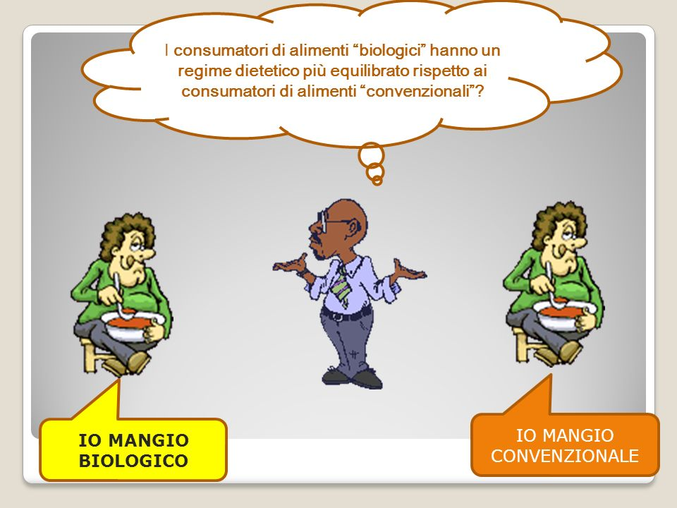 IO MANGIO CONVENZIONALE