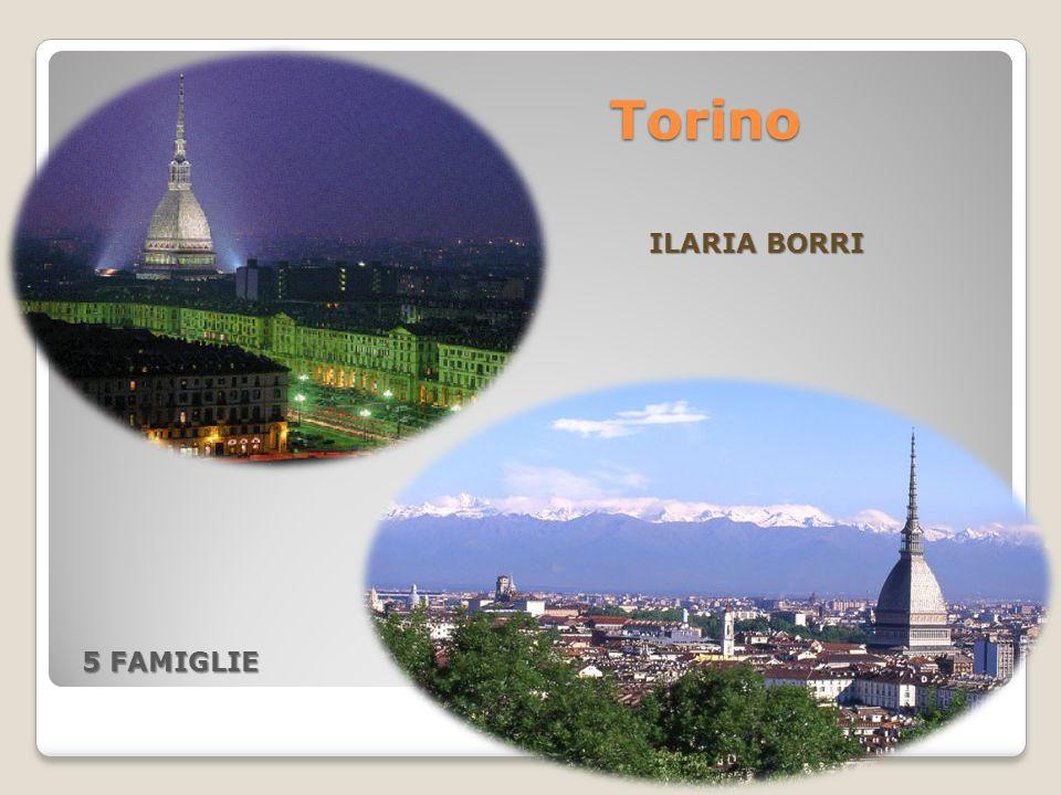 Torino ILARIA BORRI 5 FAMIGLIE