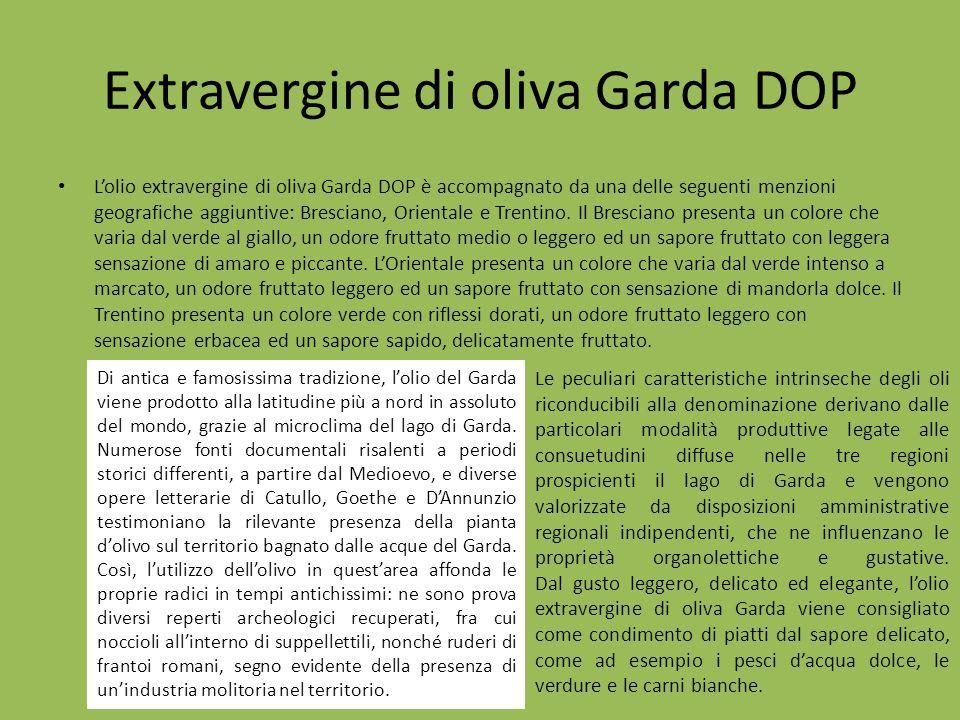 Extravergine di oliva Garda DOP