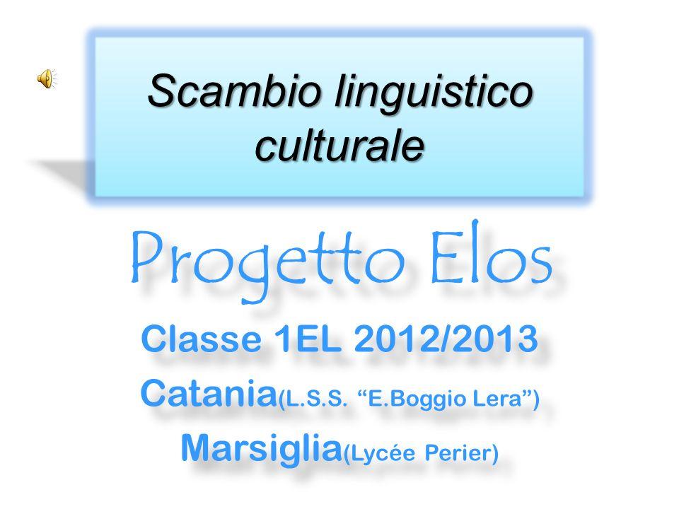 Scambio linguistico culturale