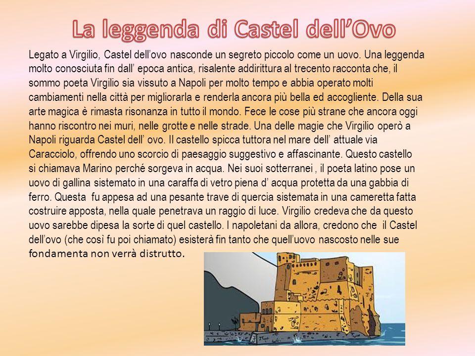 La leggenda di Castel dell'Ovo