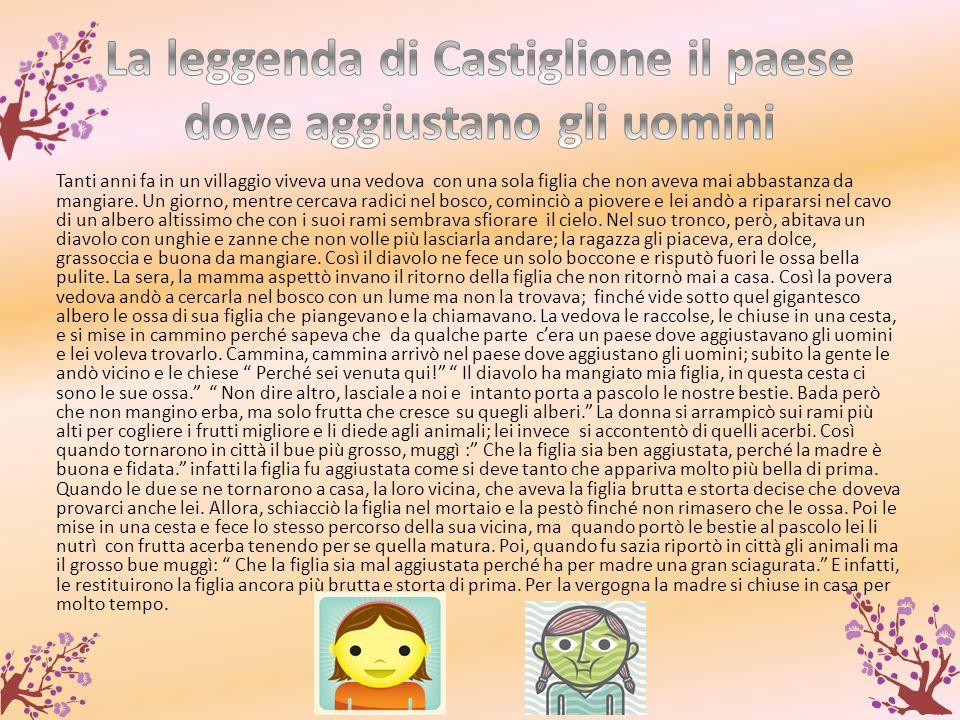 La leggenda di Castiglione il paese dove aggiustano gli uomini
