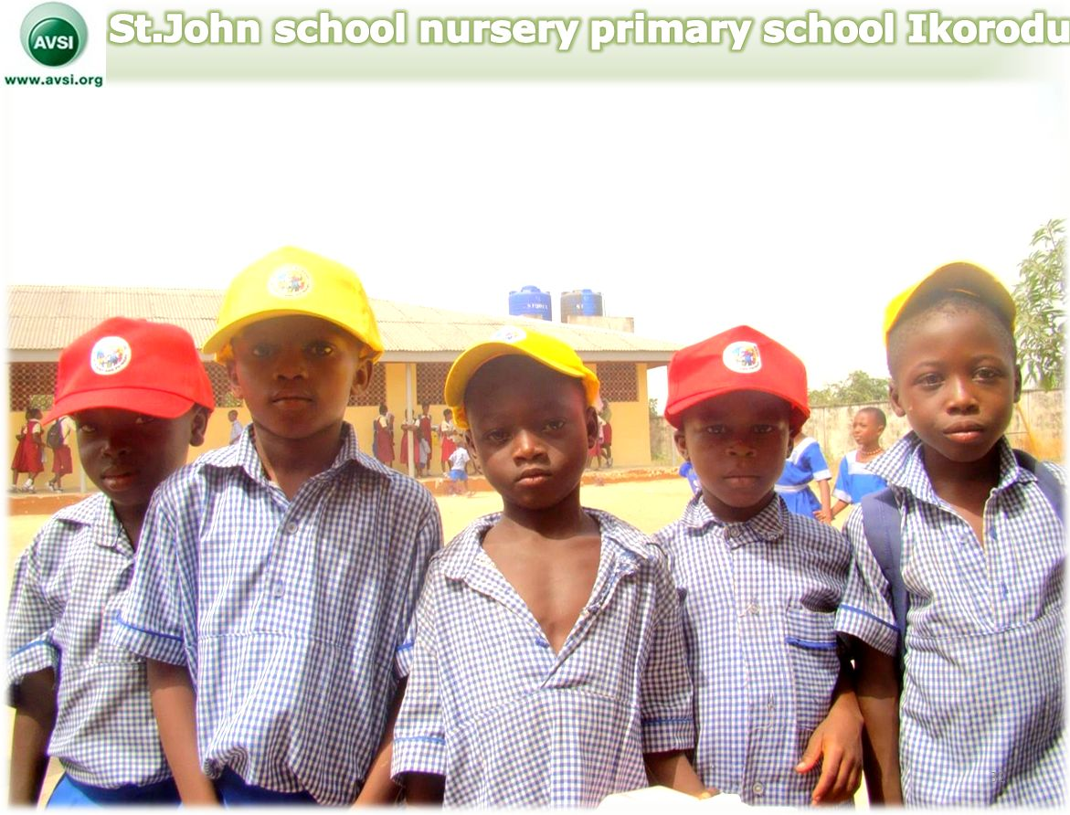 St.John school nursery primary school Ikorodu