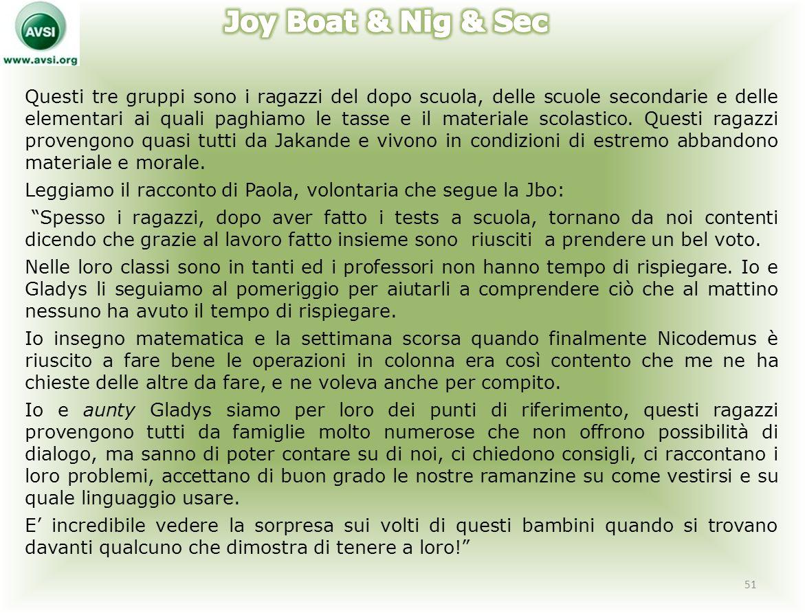 Joy Boat & Nig & Sec