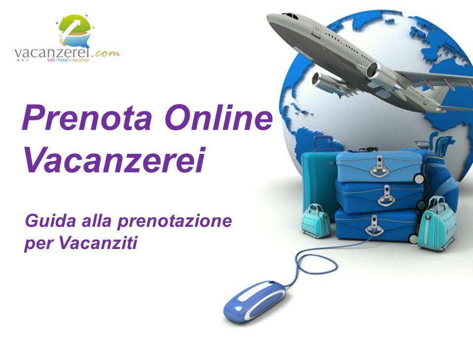 Prenota Online Vacanzerei