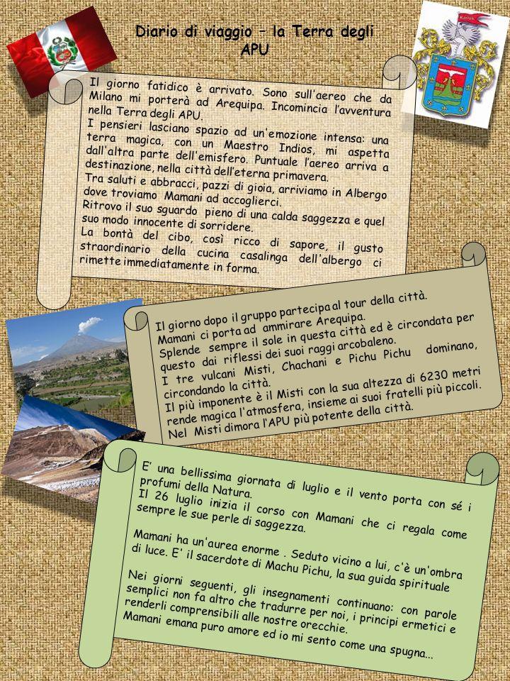 Diario di viaggio – la Terra degli