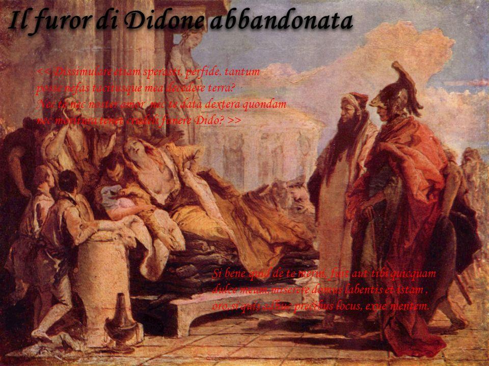 Il furor di Didone abbandonata