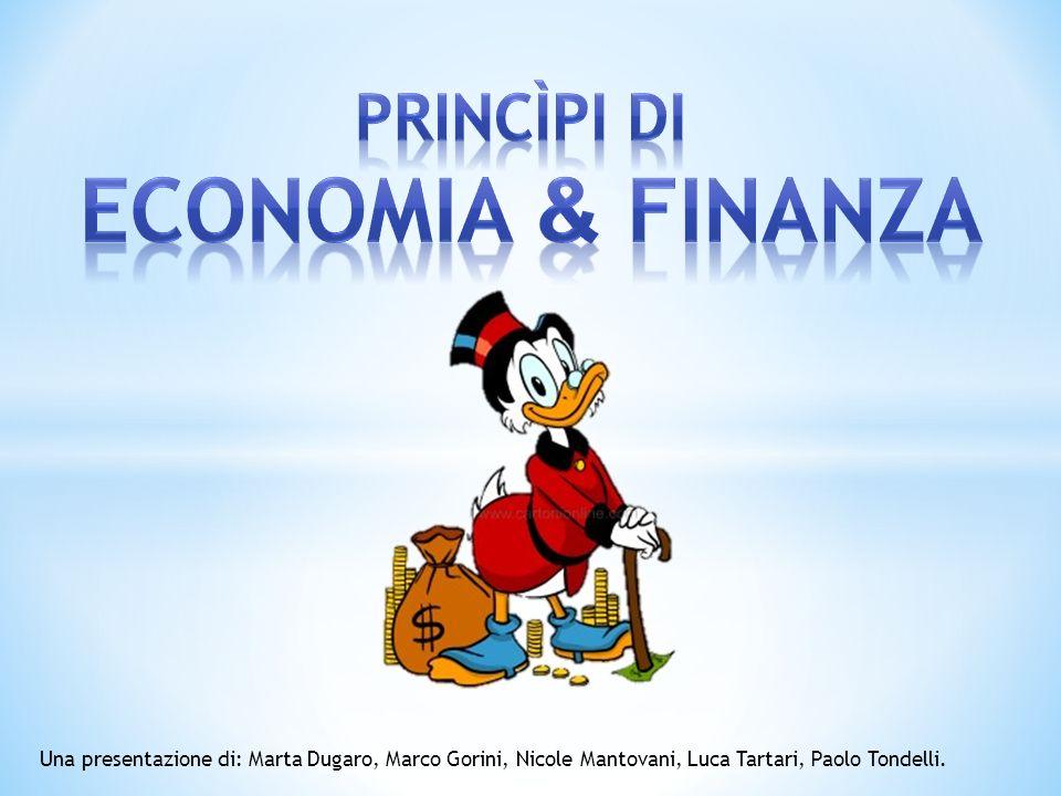 Economia & Finanza PRINCìPI di