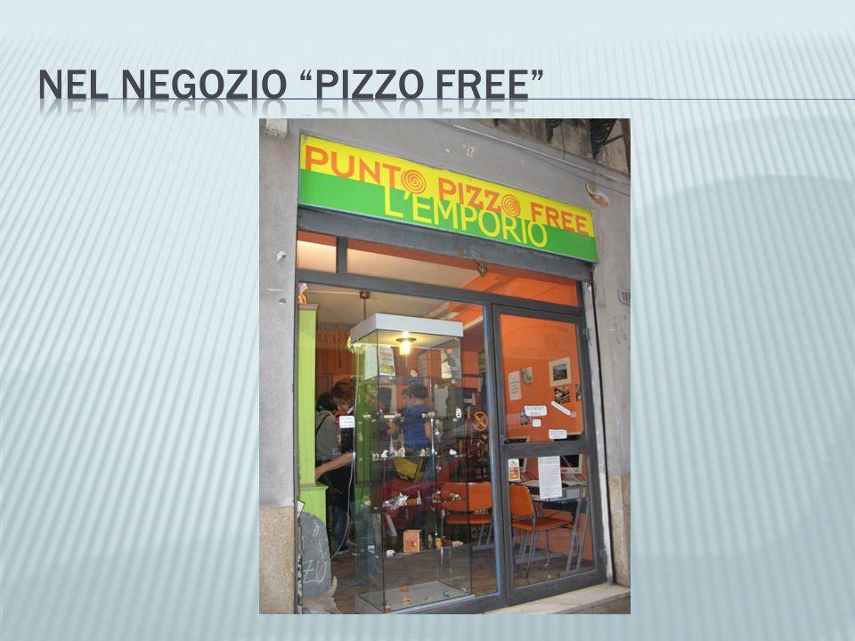 Nel negozio pizzo free