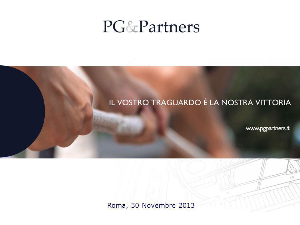 Roma, 30 Novembre 2013