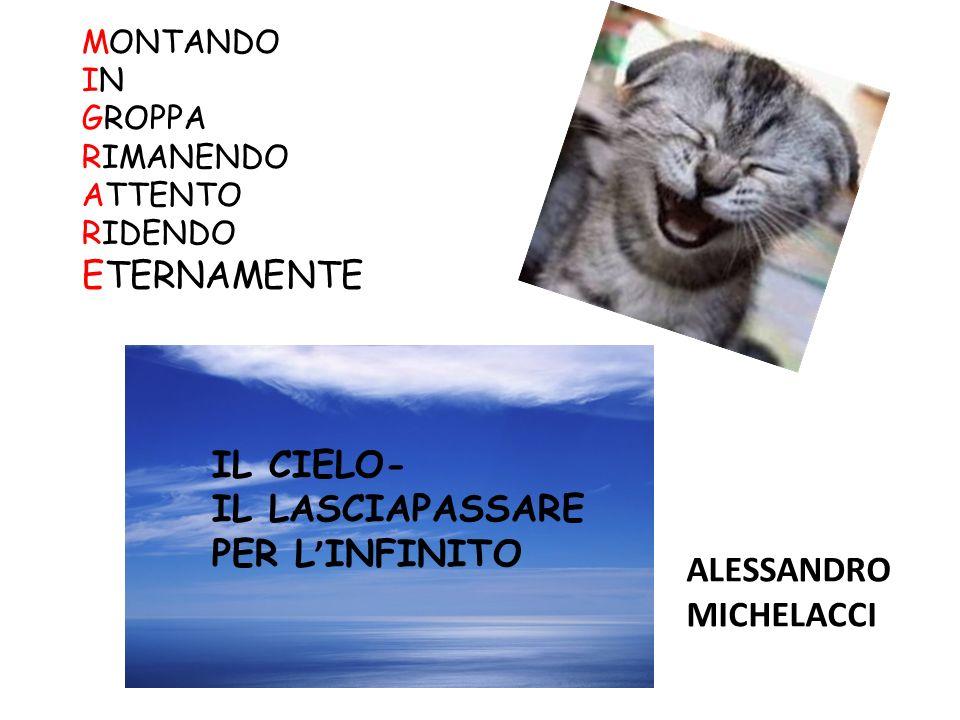 ALESSANDRO MICHELACCI