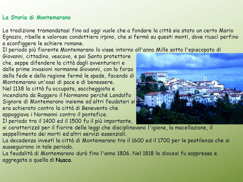 La Storia di Montemarano