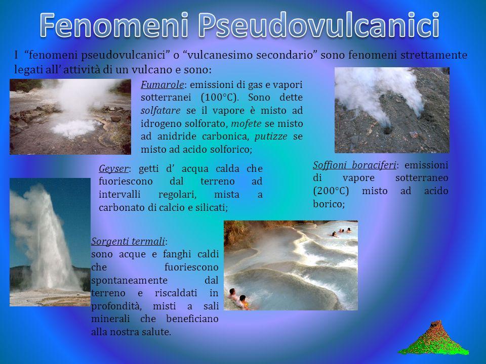 Fenomeni Pseudovulcanici