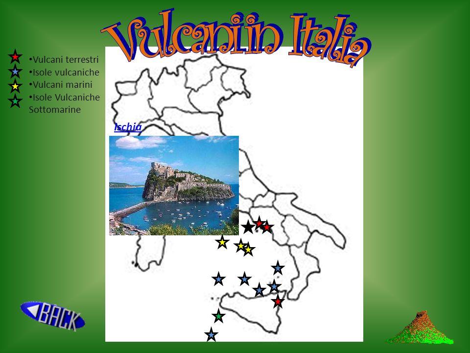 Vulcani in Italia Ischia Vulcani terrestri Isole vulcaniche