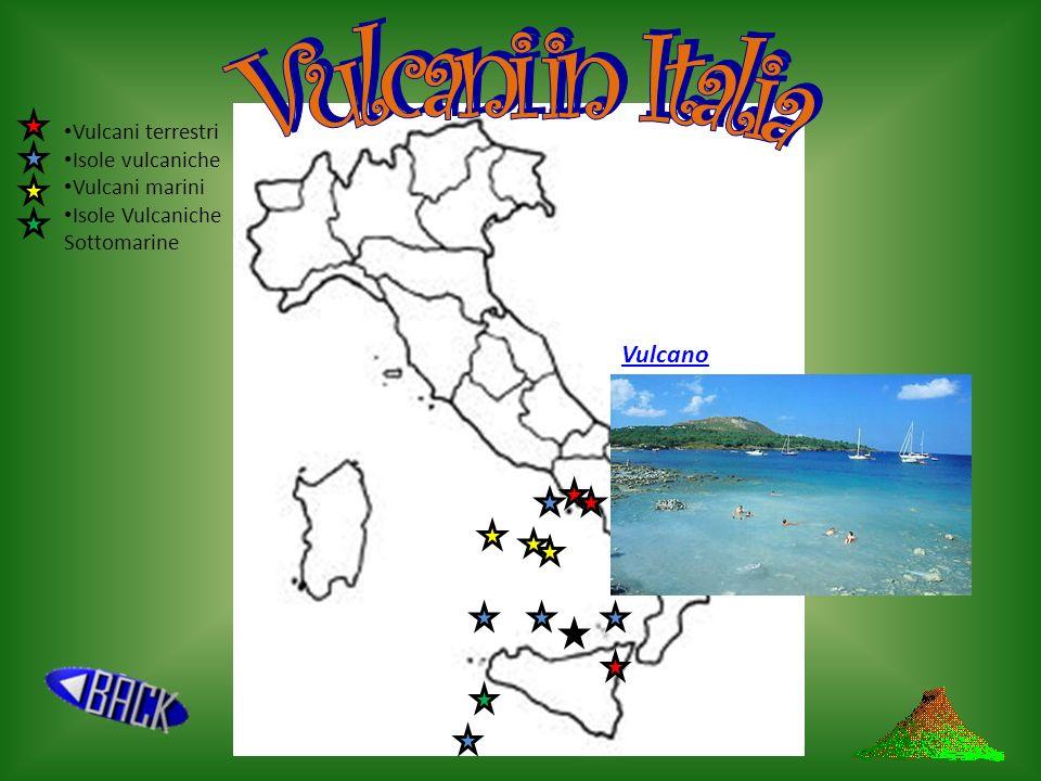 Vulcani in Italia Vulcano Vulcani terrestri Isole vulcaniche