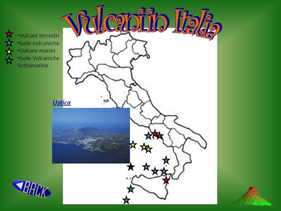 Vulcani in Italia Ustica Vulcani terrestri Isole vulcaniche