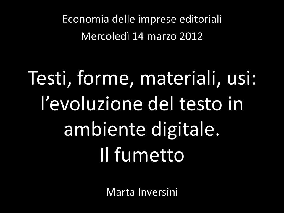 Economia delle imprese editoriali