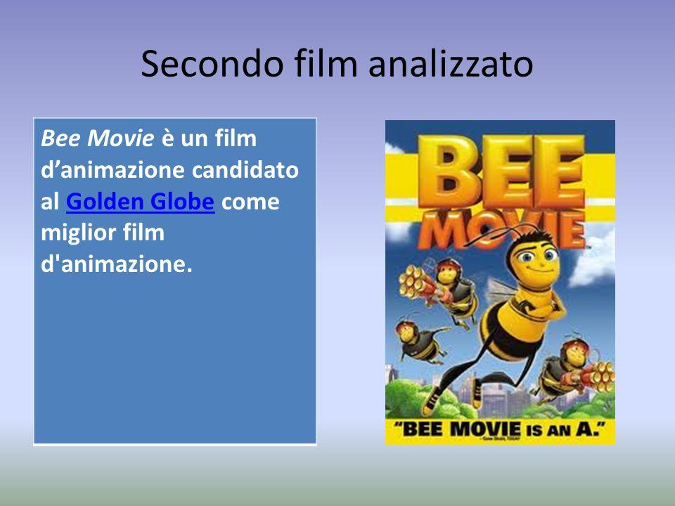 Secondo film analizzato
