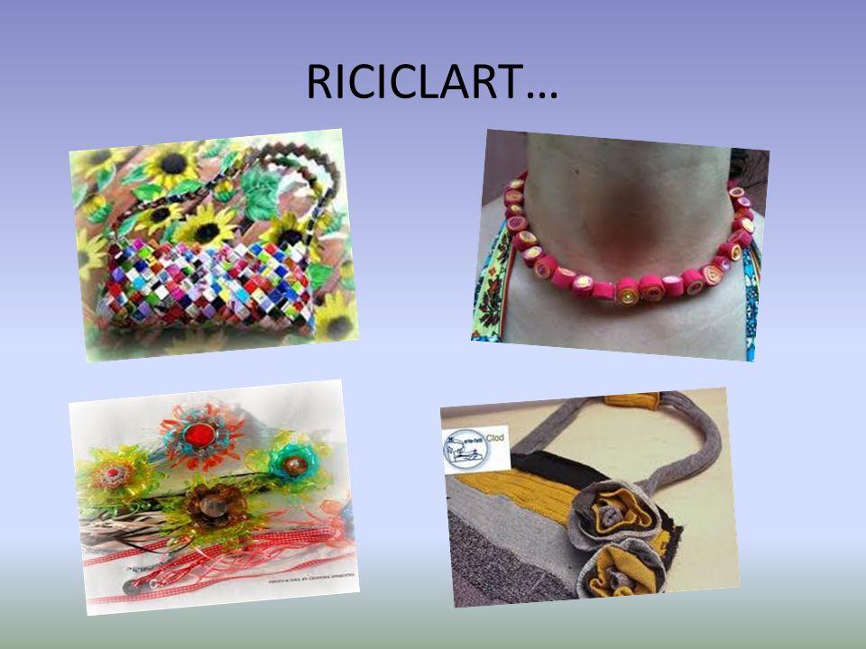 RICICLART…
