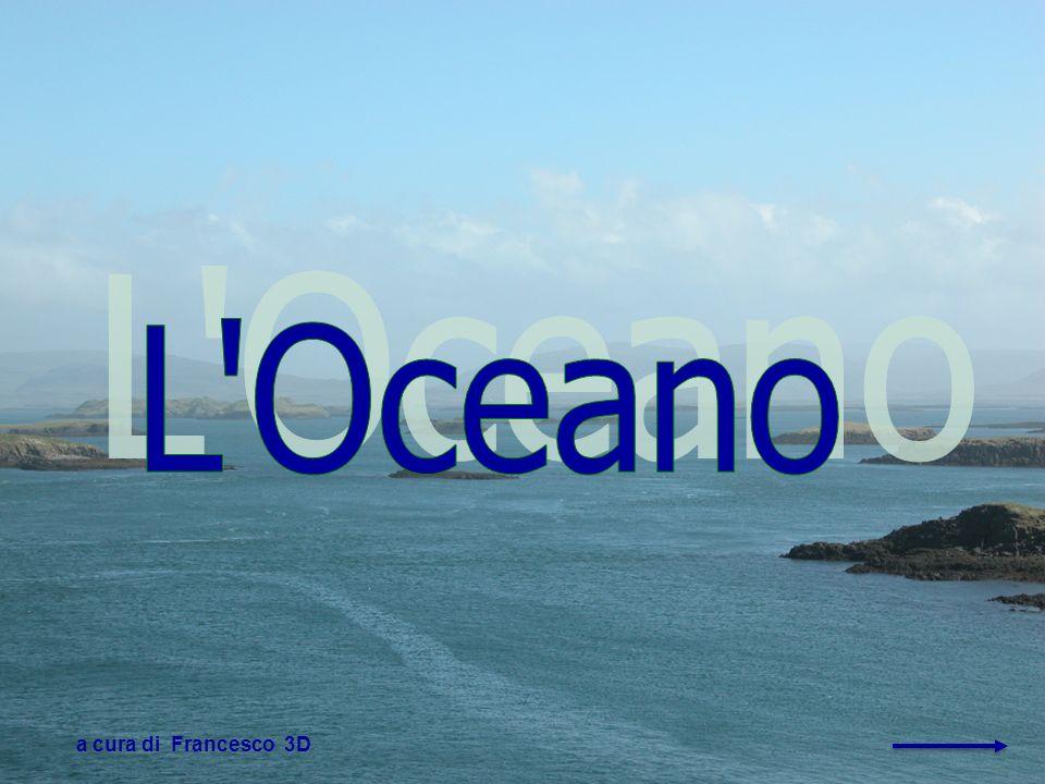 L Oceano a cura di Francesco 3D