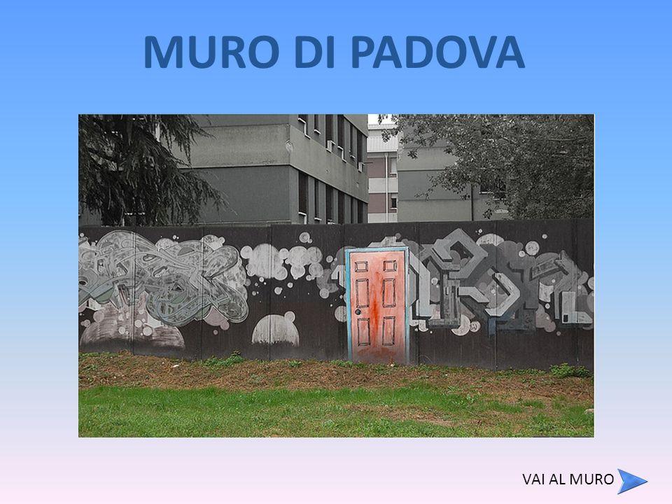 MURO DI PADOVA VAI AL MURO