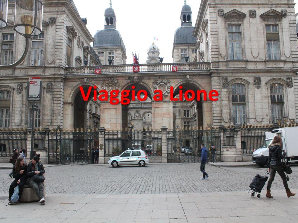 Viaggio a Lione