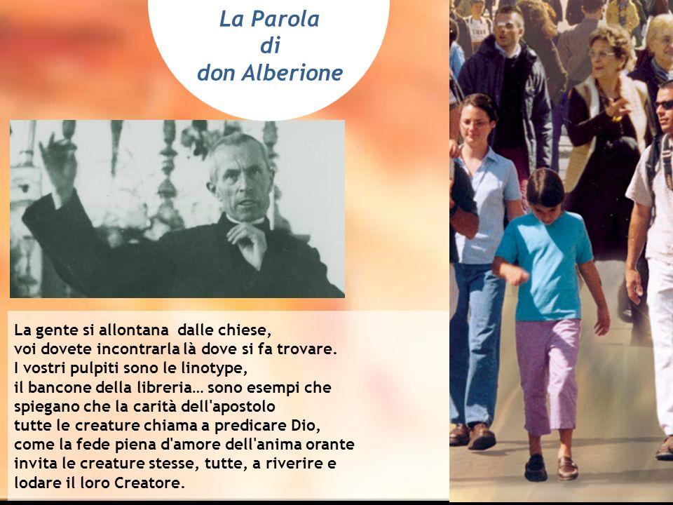 La Parola di don Alberione