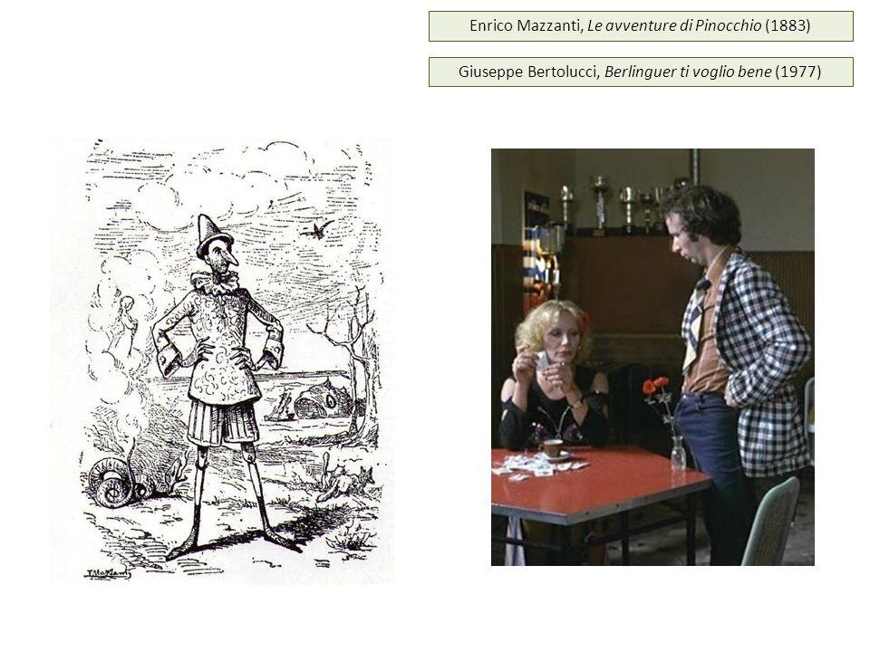 Enrico Mazzanti, Le avventure di Pinocchio (1883)
