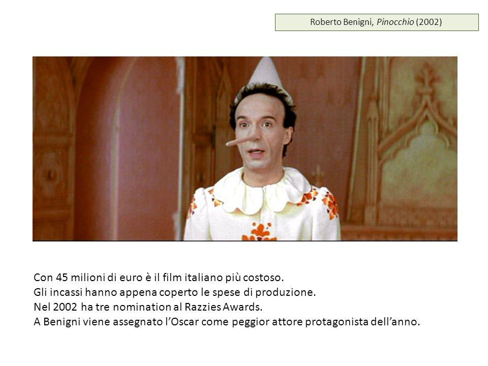 Roberto Benigni, Pinocchio (2002)