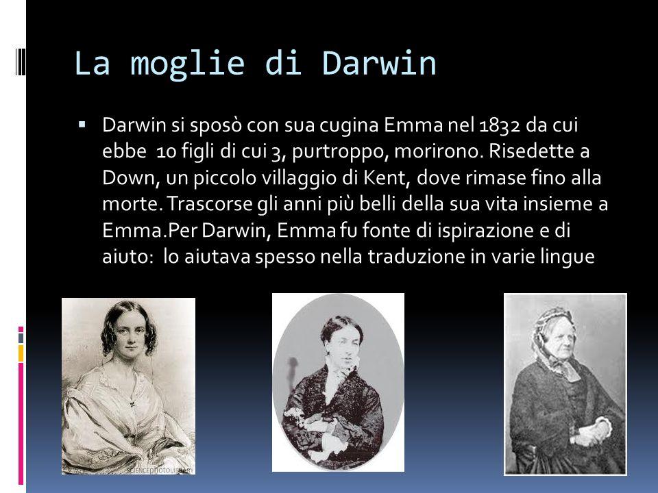La moglie di Darwin