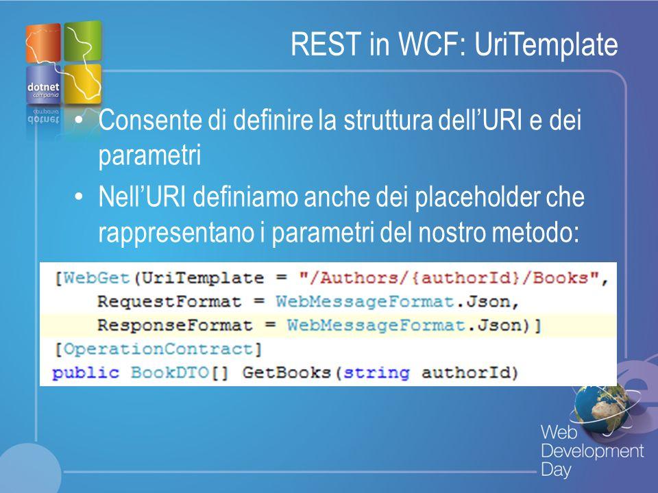 REST in WCF: UriTemplate