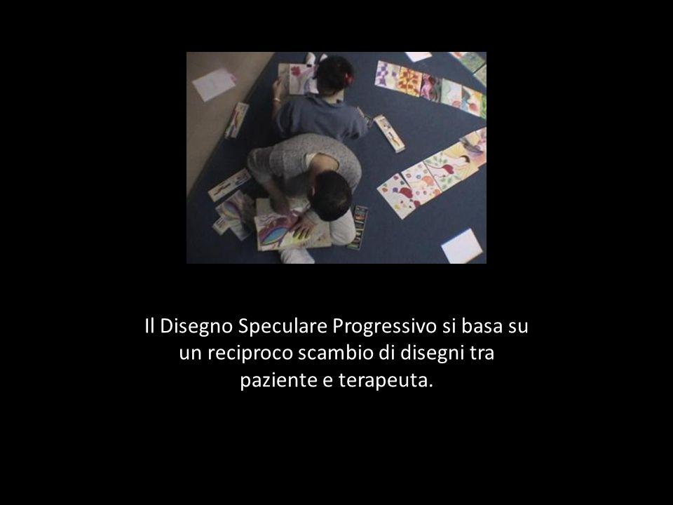 Il Disegno Speculare Progressivo si basa su un reciproco scambio di disegni tra paziente e terapeuta.