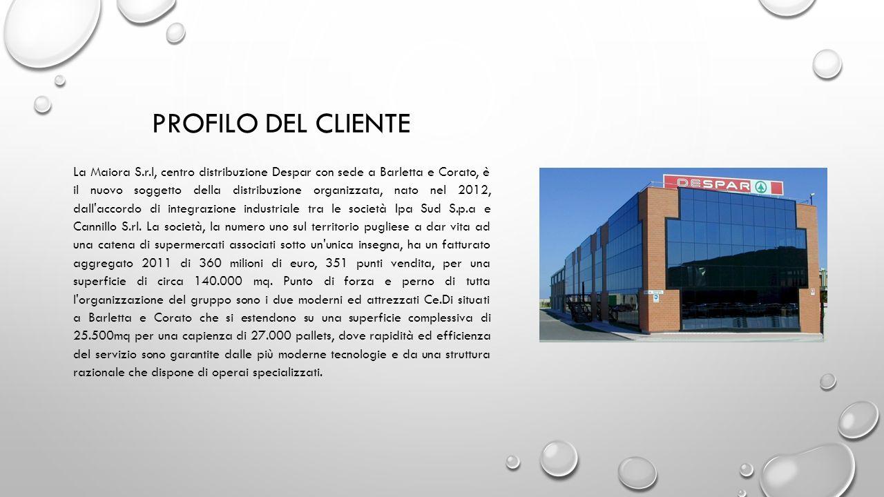 Profilo del cliente
