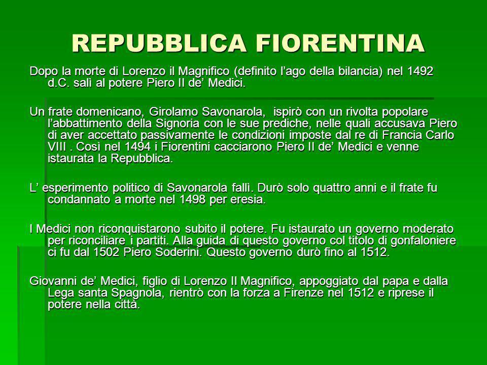REPUBBLICA FIORENTINA