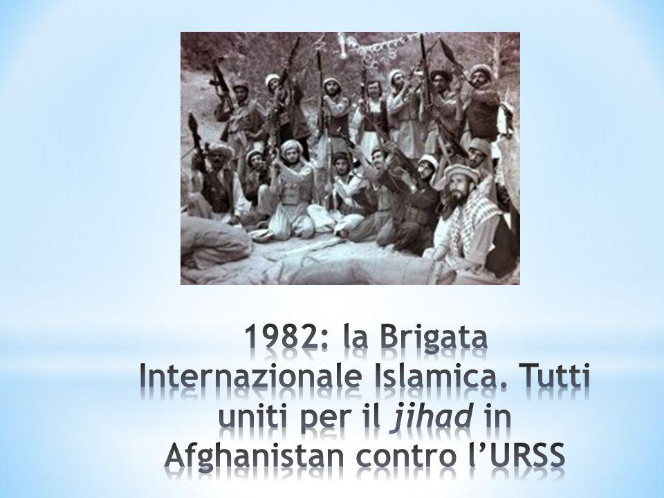 1982: la Brigata Internazionale Islamica