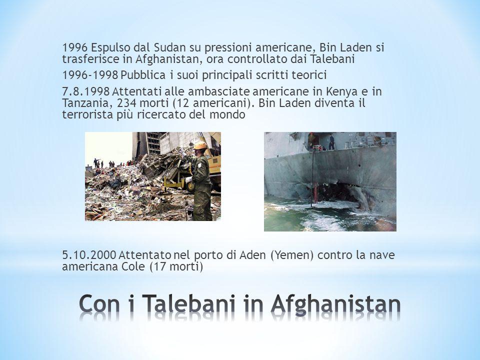 Con i Talebani in Afghanistan