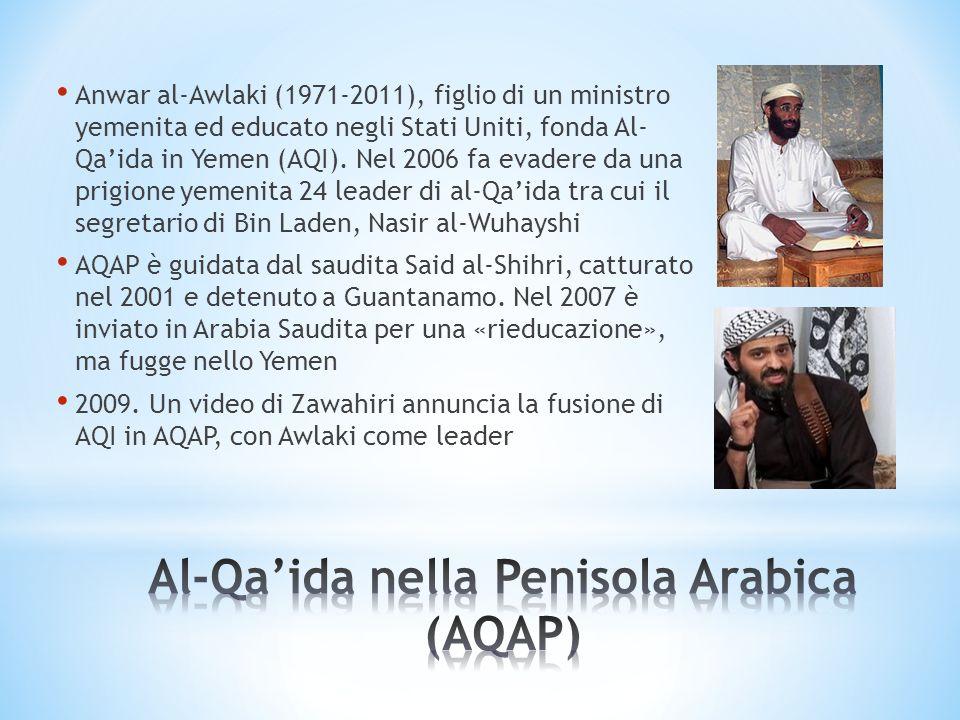 Al-Qa'ida nella Penisola Arabica (AQAP)