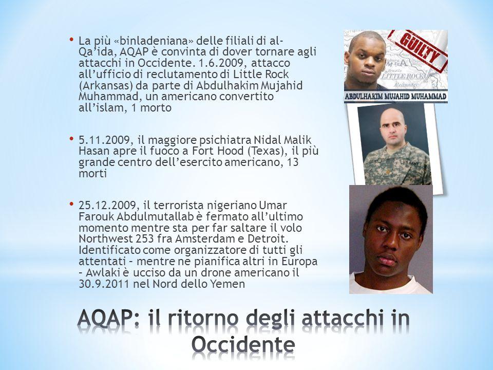 AQAP: il ritorno degli attacchi in Occidente