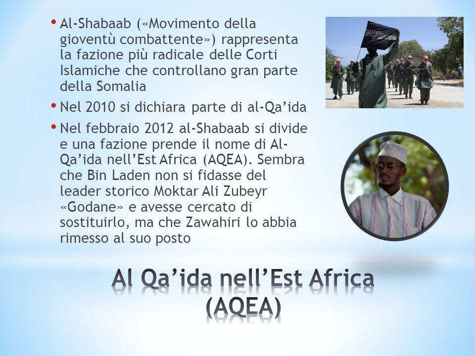 Al Qa'ida nell'Est Africa (AQEA)