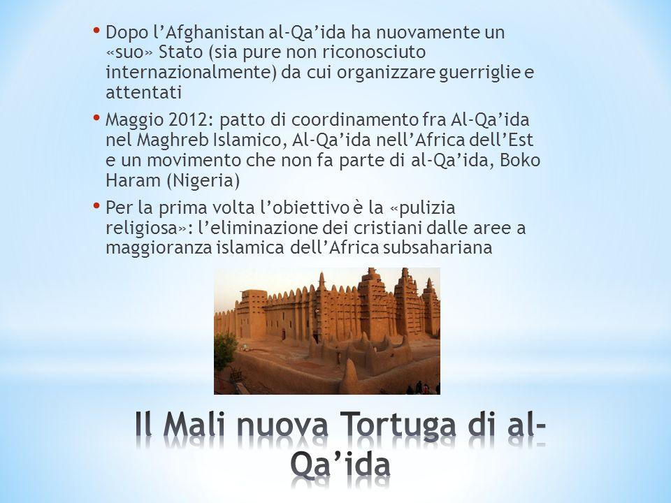 Il Mali nuova Tortuga di al-Qa'ida