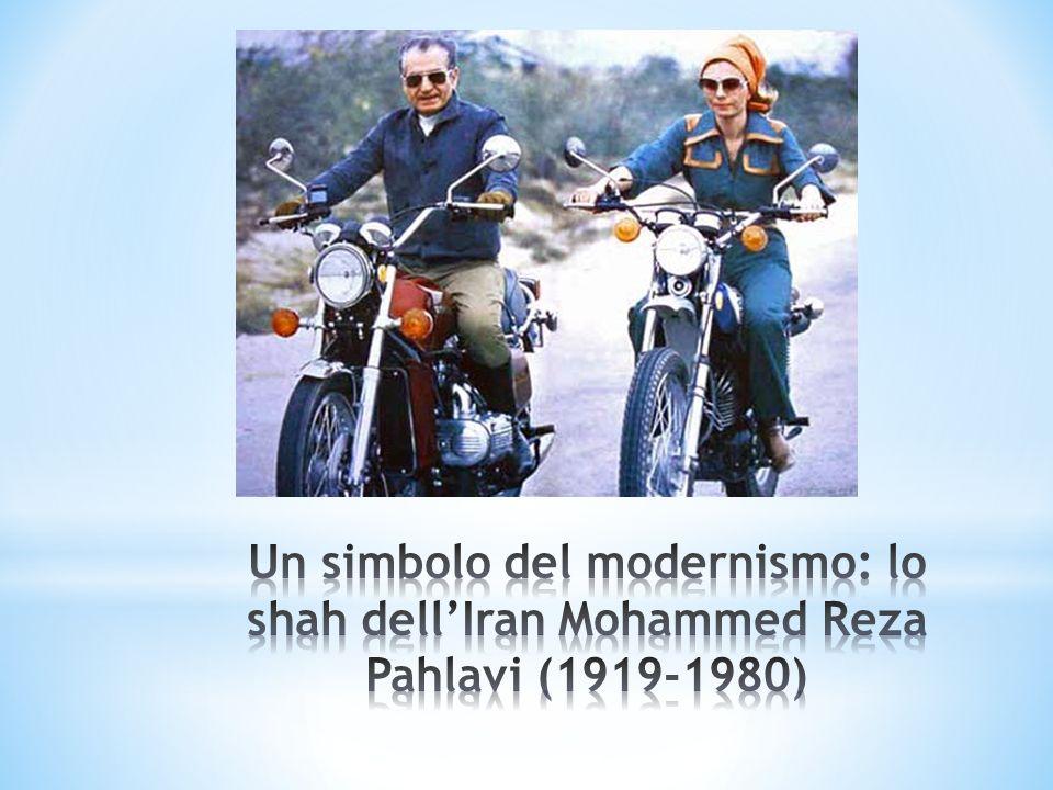Un simbolo del modernismo: lo shah dell'Iran Mohammed Reza Pahlavi (1919-1980)