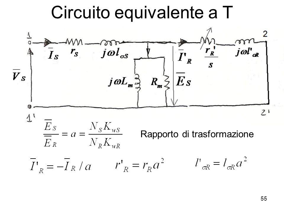 Circuito equivalente a T
