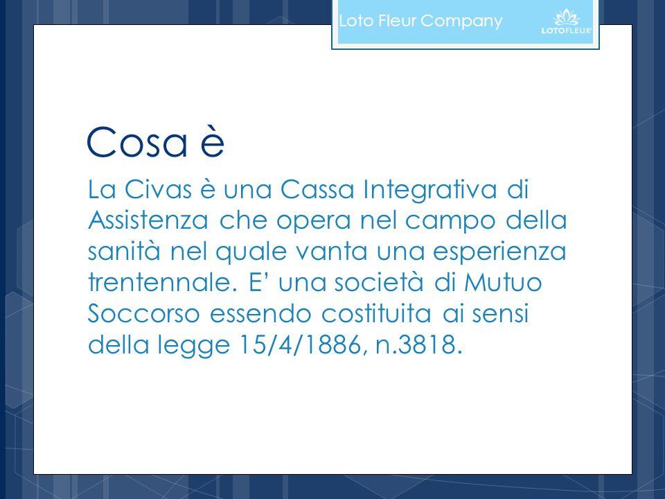 Loto Fleur Company Cosa è.