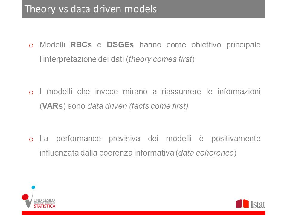 Theory vs data driven models