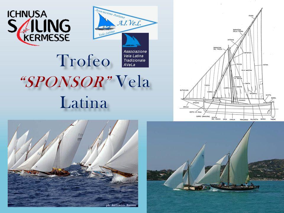 Trofeo SPONSOR Vela Latina