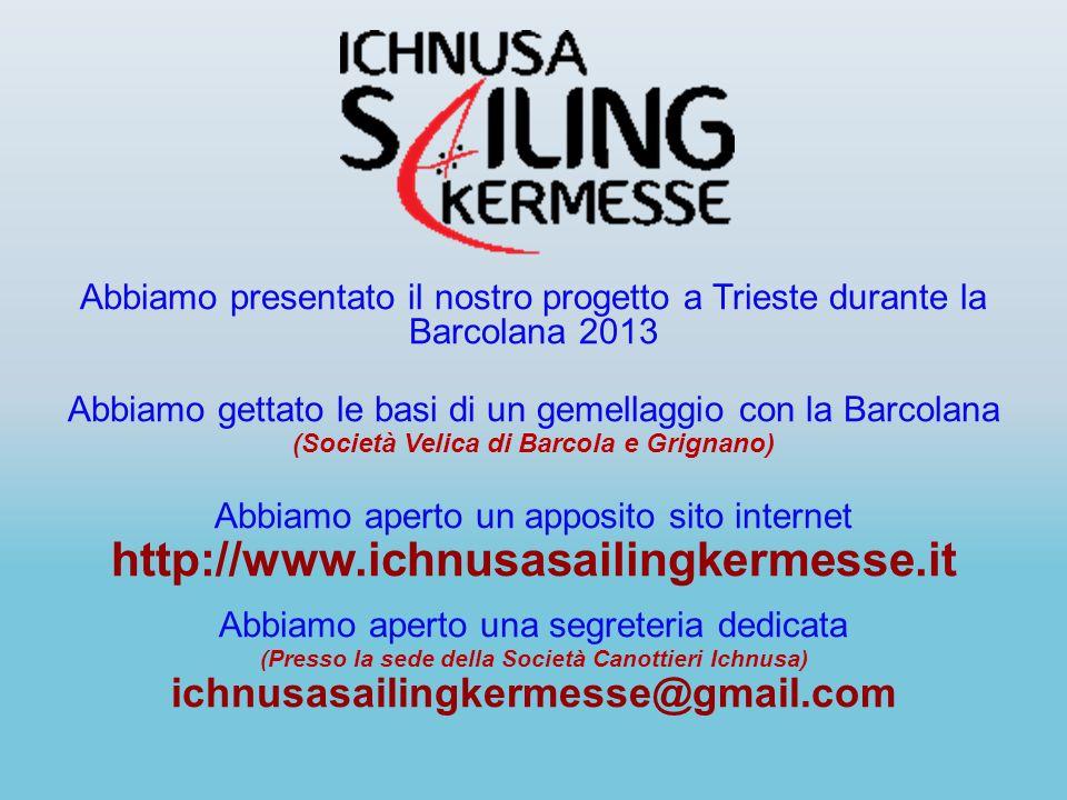 http://www.ichnusasailingkermesse.it ichnusasailingkermesse@gmail.com