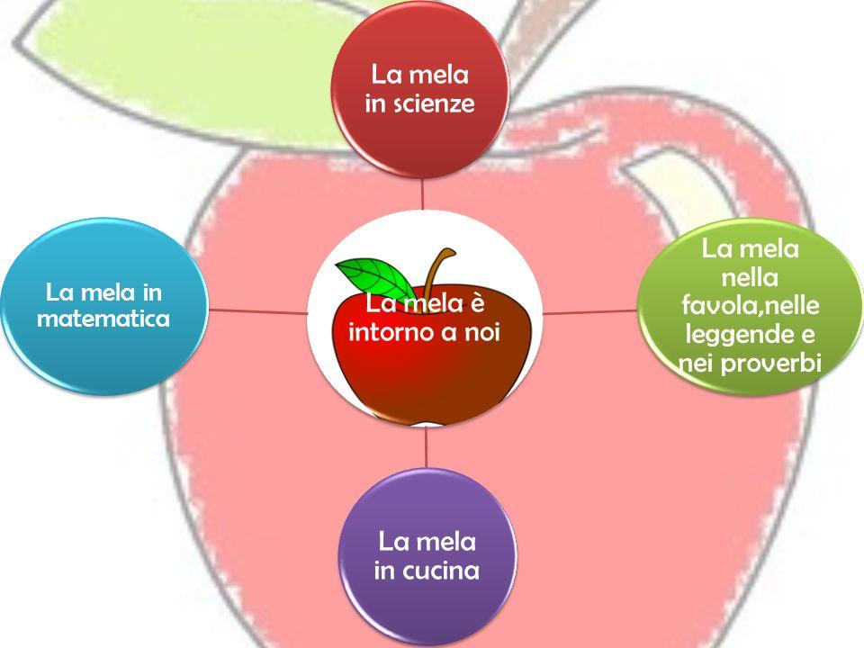 La mela nella favola,nelle leggende e nei proverbi