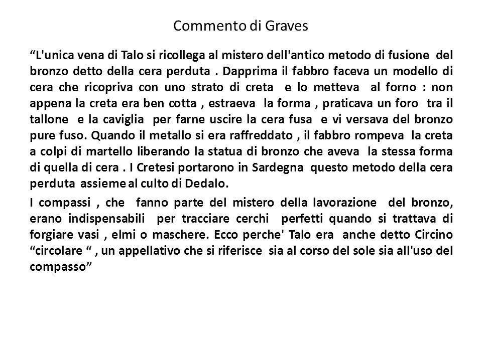 Commento di Graves