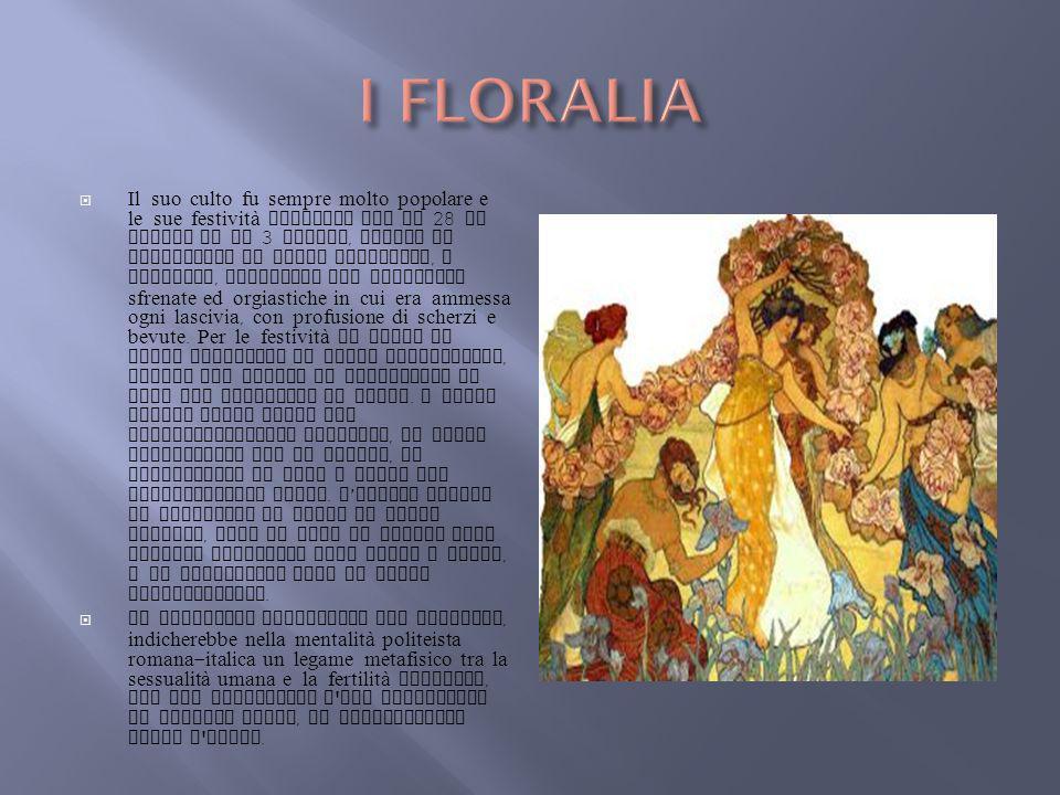 I FLORALIA