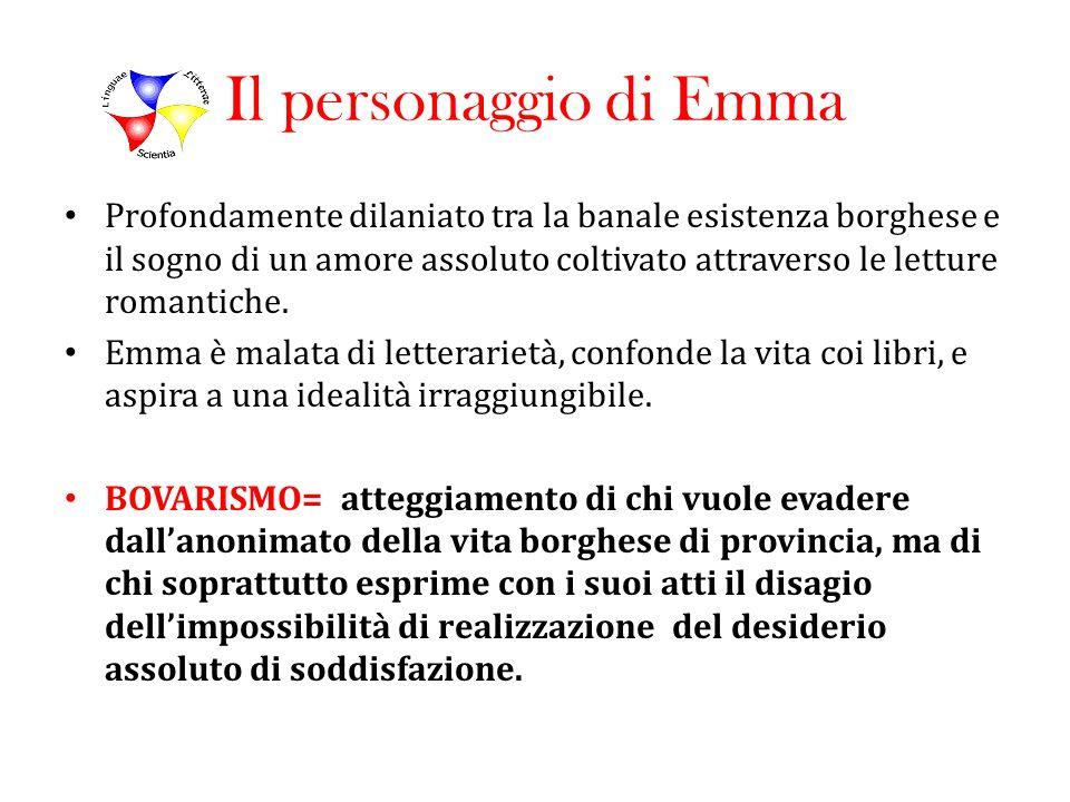 Il personaggio di Emma